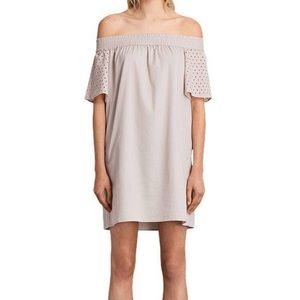 All Saints Livia Dress